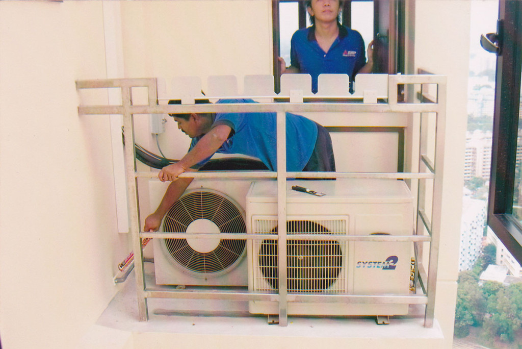 Aircon services with 17 years of experience