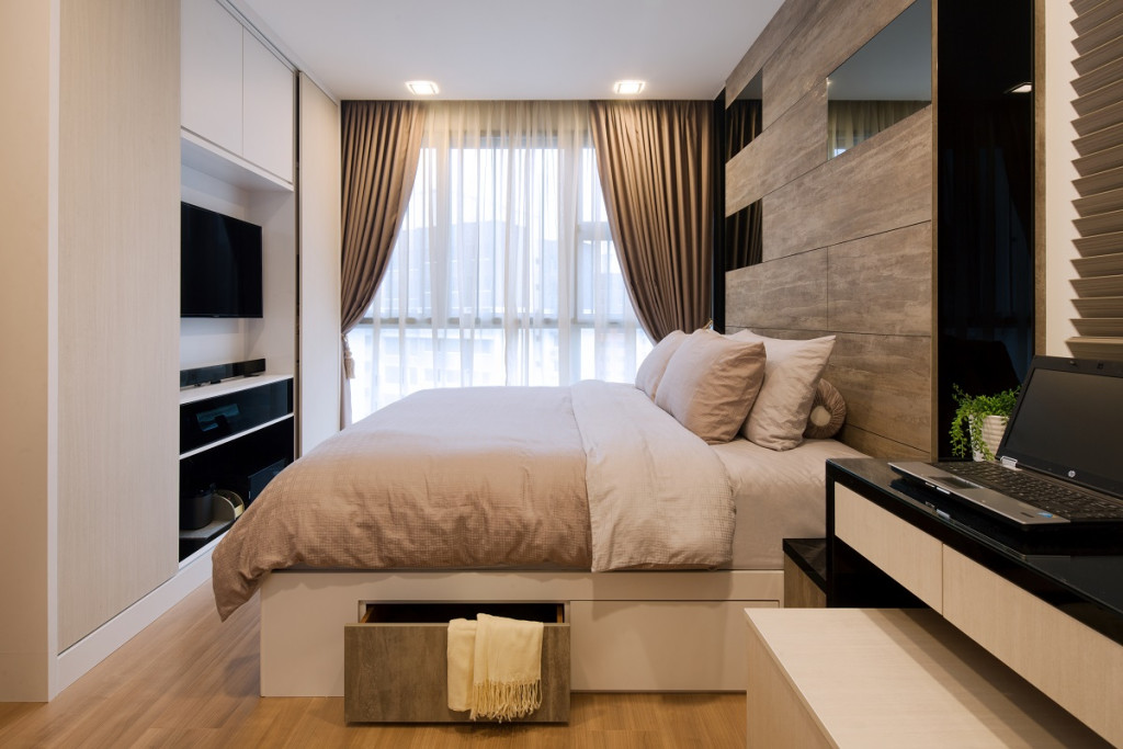hdb master bedroom design de style interior 4 room hdb at 32 segar road 15532