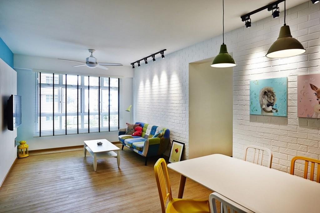 Rezt Amp Relax Interior 4 Room Hdb At Yishun Greenwalk