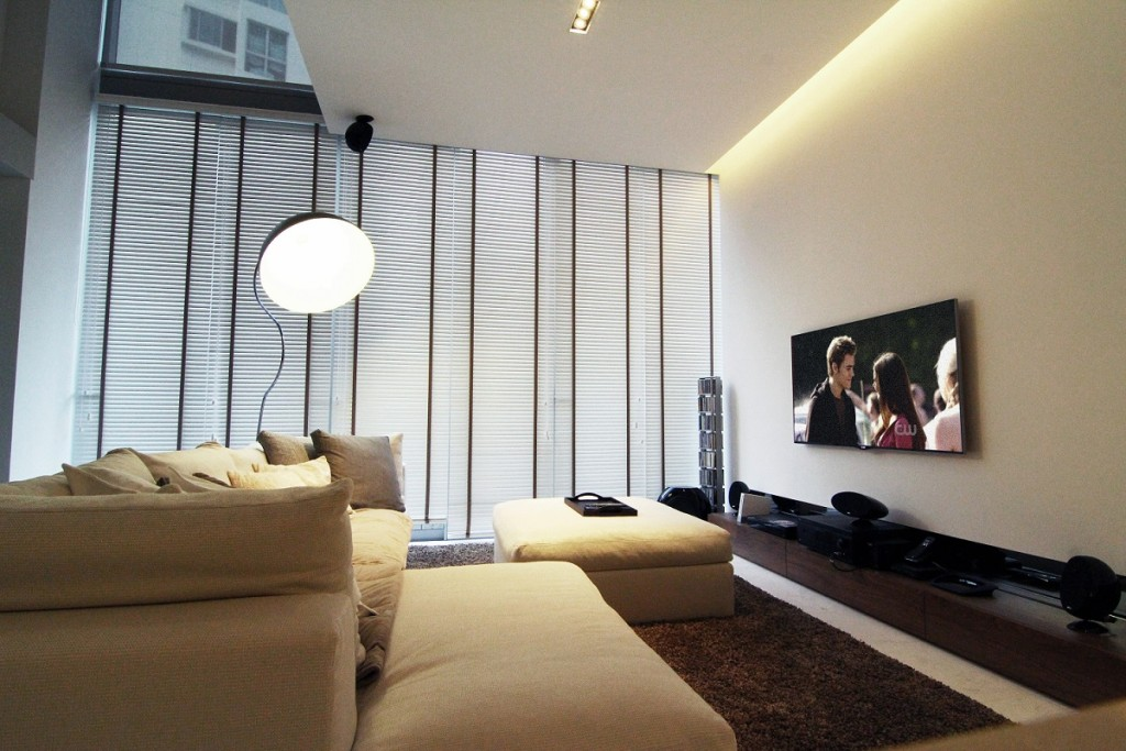 Bluprin.ID Condo Interior at Jardin View