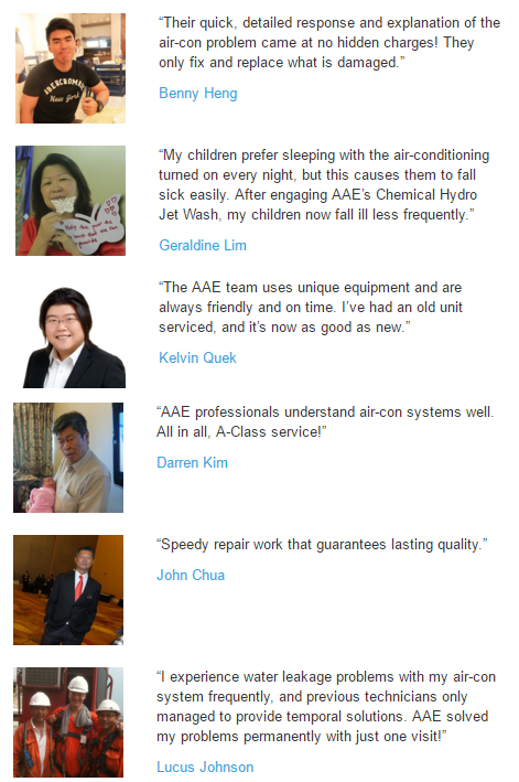 Allied Aircon Testimonials