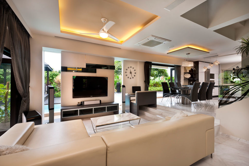 Rezt Relax Interior Landed Property At Jalan Angin Laut Singapore Home Services Home