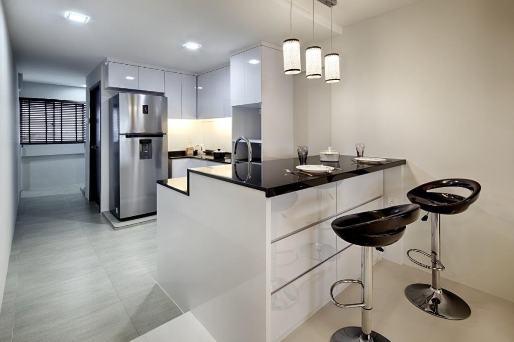 De Style Interior 3 Room Hdb At 550 Ang Mo Kio Singapore Home Services Home Services Singapore