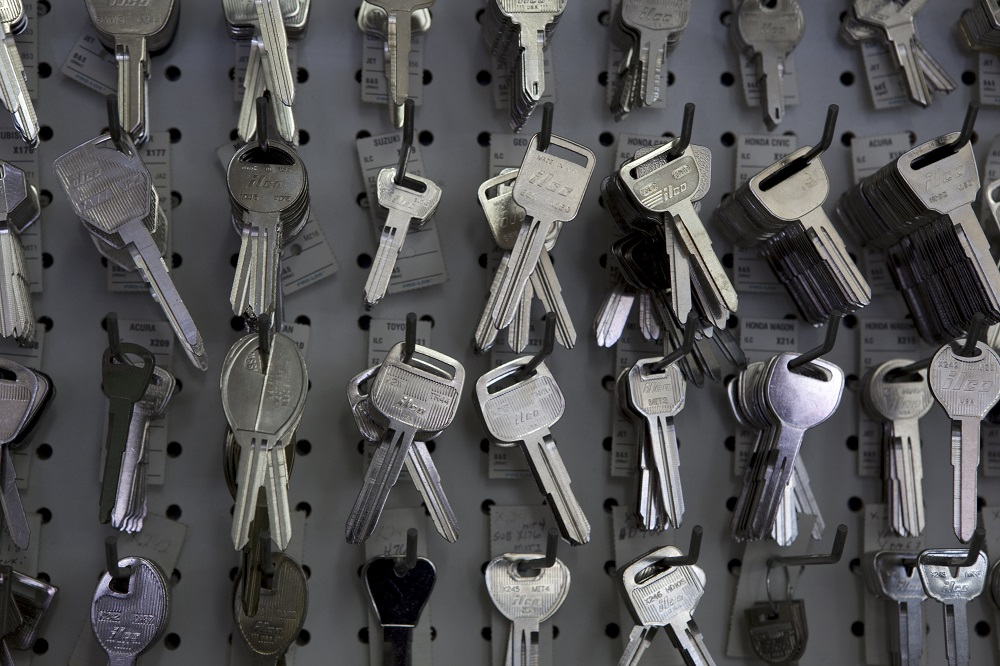 Engaging a locksmith in Singapore
